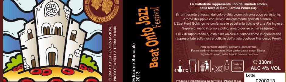 Birra Cattedrale al BeatOnto Jazz Festival
